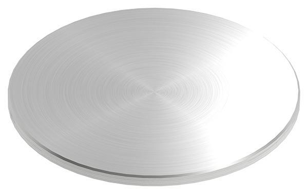 Ronde Ø 150x6 mm mit Rundschliff + Fase V2A