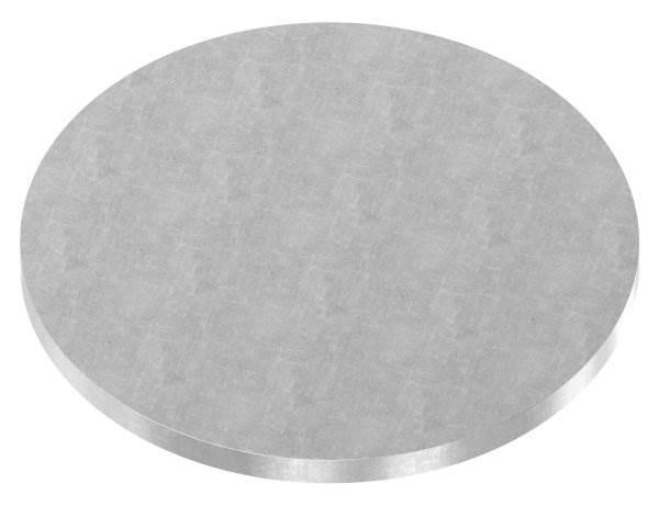 Ronde | Ø 150x8 mm | Stahl S235JR, roh