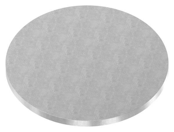 Ronde | Ø 200x10 mm | Stahl S235JR, roh