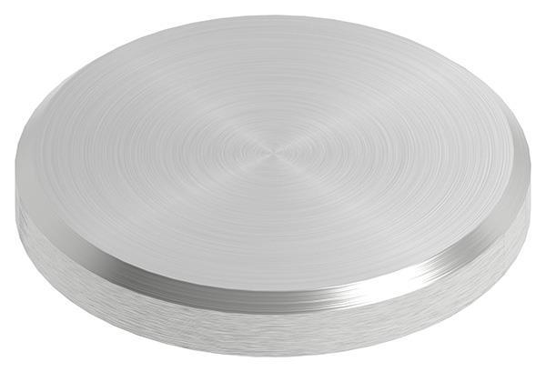 Ronde Ø 30x4 mm mit Rundschliff + Fase V2A