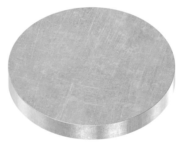 Ronde | Ø 33x4 mm | Stahl S235JR, roh