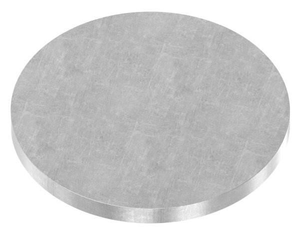 Ronde | Ø 80x6 mm | Stahl S235JR, roh