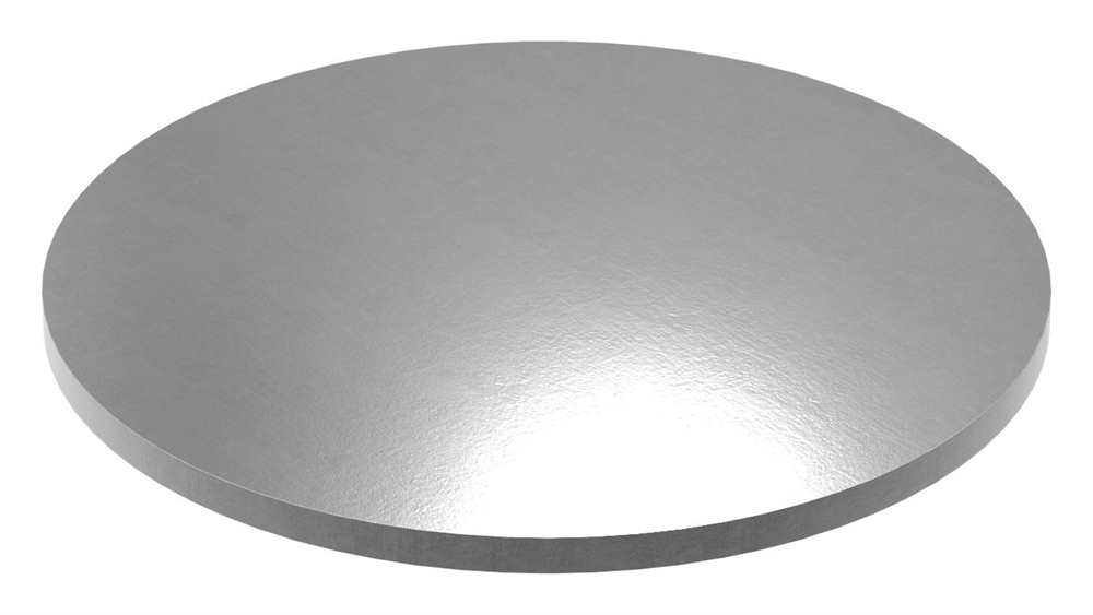 Ronde | Ø 150x10 mm | Stahl S235JR, roh