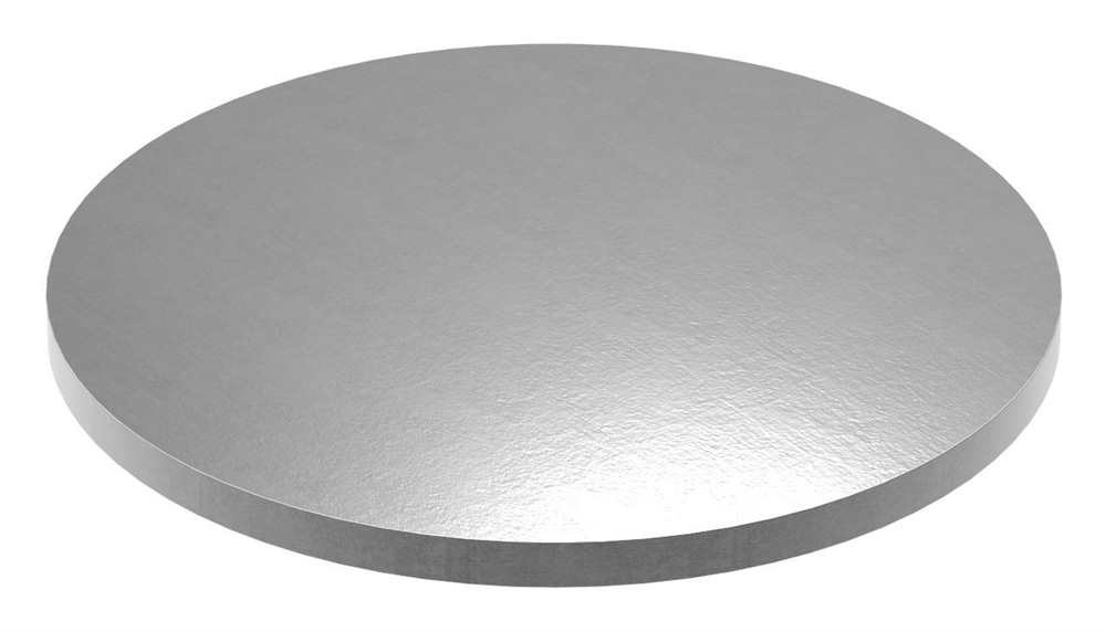 Ronde | Ø 120x6 mm | Stahl S235JR, roh
