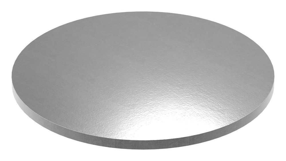 Ronde | Ø 150x6 mm | Stahl S235JR, roh
