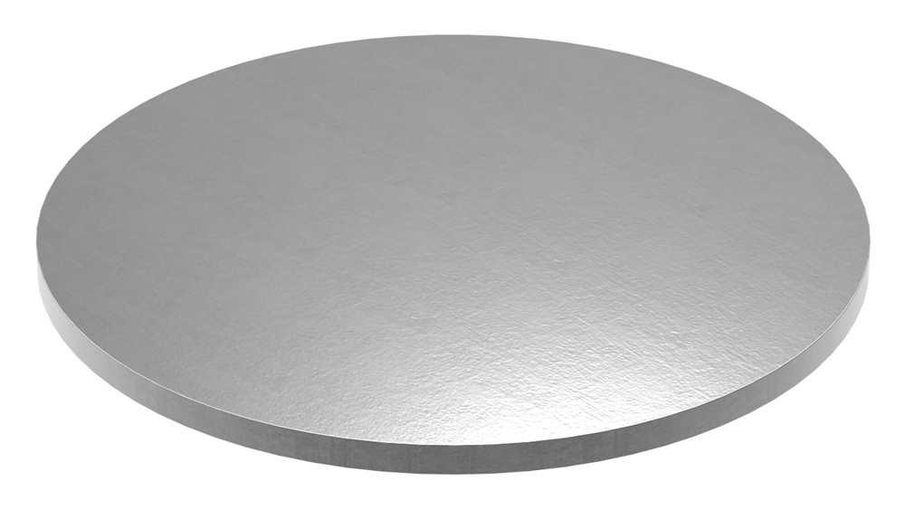 Ronde | Ø 100x4 mm | Stahl S235JR, roh