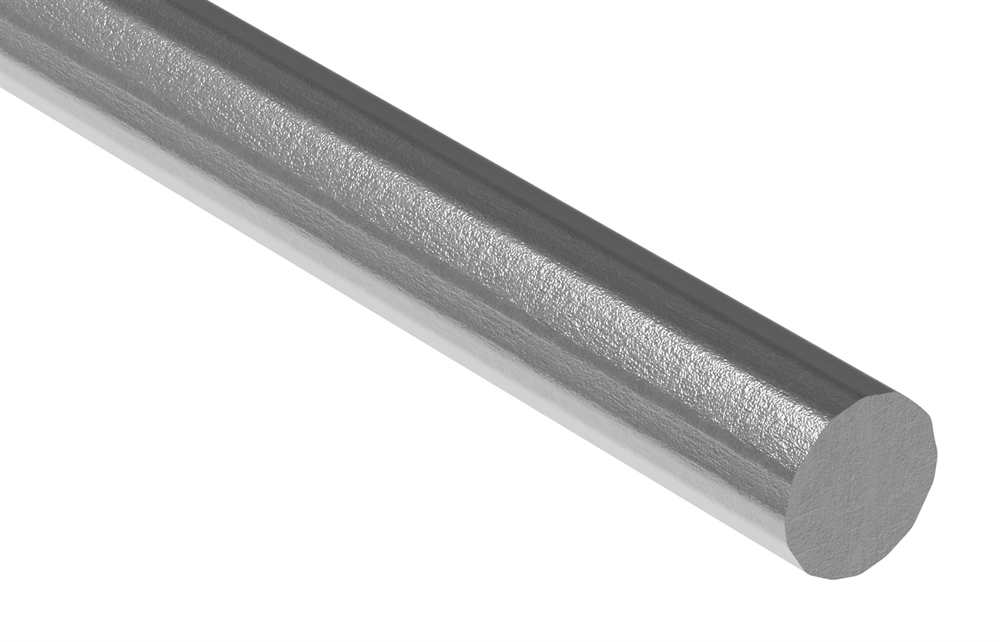 Rundeisen | Material: Ø 25 mm | Länge: 3000 mm | Stahl (Roh) S235JR
