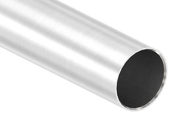 Rundrohr Ø 42,4 x 2,0 mm geeignet für Steckverbindungen á 6 m