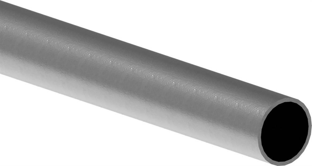 Rundrohr | Ø 42,4x2,0 mm | Länge: 6000 mm | Stahl S235JR, roh