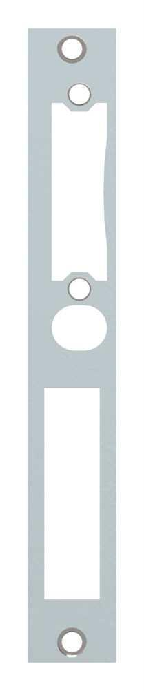 Schließblech | Kastenbreite: 40 mm | Stahl (verzinkt) S235JR