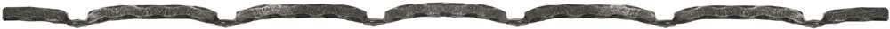 Traverseneisen | Material: 12x12mm | Länge: 2000 mm | Stahl S235JR, roh