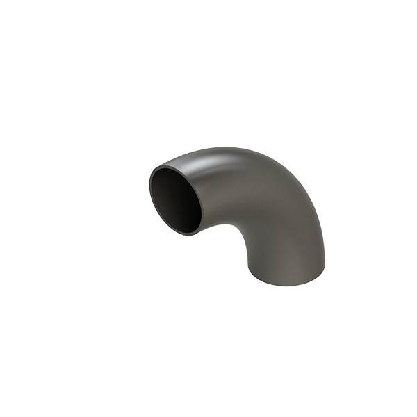 Schweißbogen | 90° | 48,3x2,9 mm | Stahl S235JR, roh