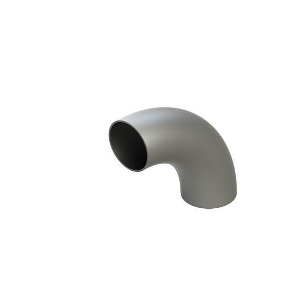 Schweißbogen | 90° | 60,3x2,6 mm | Stahl S235JR, roh