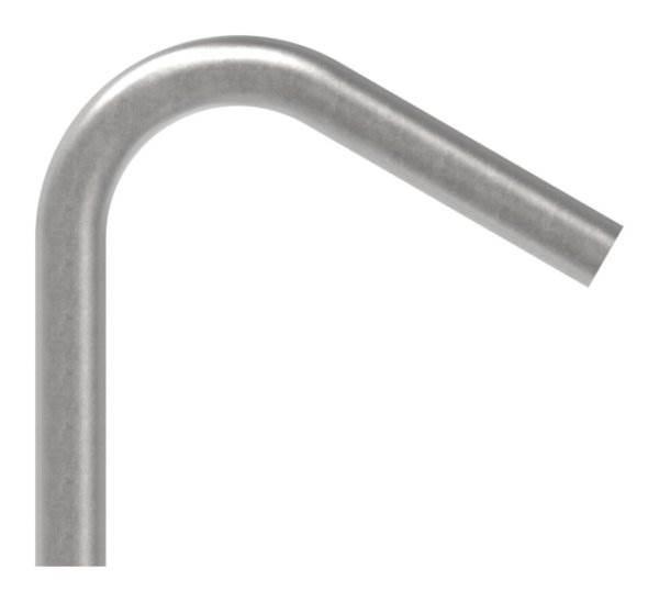 Stahl Rohrbogen | 120° | 42,4x2,5 mm | Stahl S235JR, roh