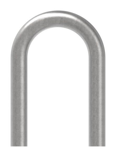 Stahl Rohrbogen | 180° | 33,7x2,5 mm | Stahl S235JR, roh