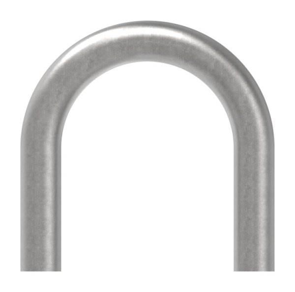 Stahl Rohrbogen | 180° | 42,4x2,5 mm | Stahl S235JR, roh