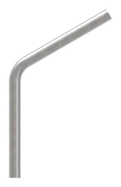 Stahl Rohrbogen | 60° | 26,9x2,0 mm | Stahl S235JR, roh