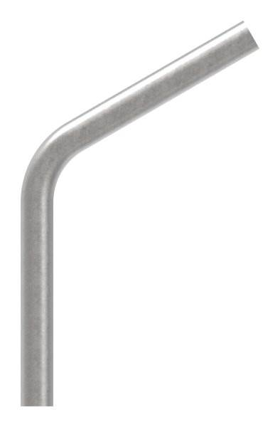 Stahl Rohrbogen | 60° | 33,7x2,5 mm | Stahl S235JR, roh