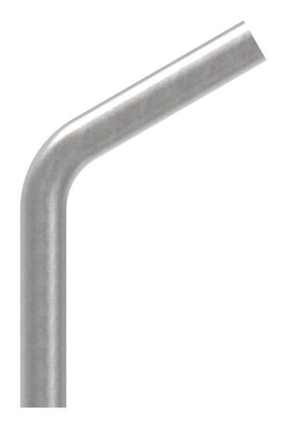 Stahl Rohrbogen | 60° | 48,3x2,5 mm | Stahl S235JR, roh