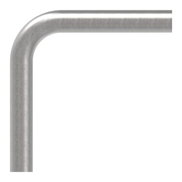 Stahl Rohrbogen | 90° | 48,3x2,5 mm | Stahl S235JR, roh