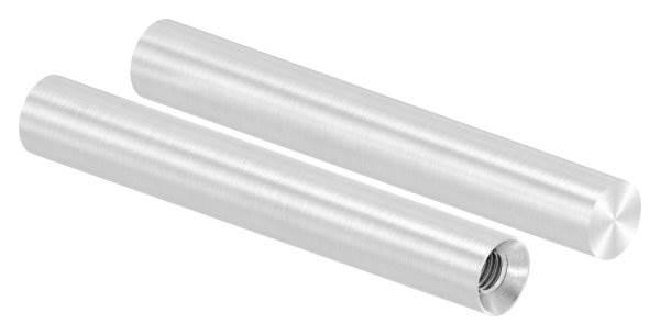 Stift | Maße: 100x14 mm | Innengewinde: M8x15 | zum Anschweißen | V2A