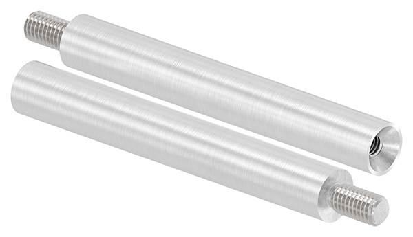 Stift | Maße: 100x14 mm | mit Außen - und Innengewinde | V2A