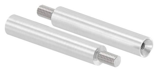 Stift | Maße: 75x14 mm | mit Außen - und Innengewinde | V2A