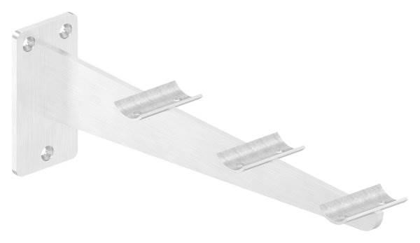 Tablettrutschenträger für Ø 33,7 V2A