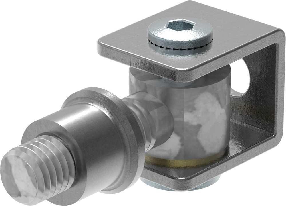 Torband M12 | verstellbar | schweißbar | Stahl (roh) S235JR