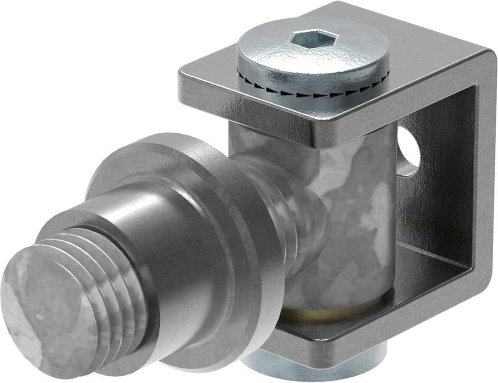 Torband M20 | verstellbar | schweißbar | Stahl (roh) S235JR