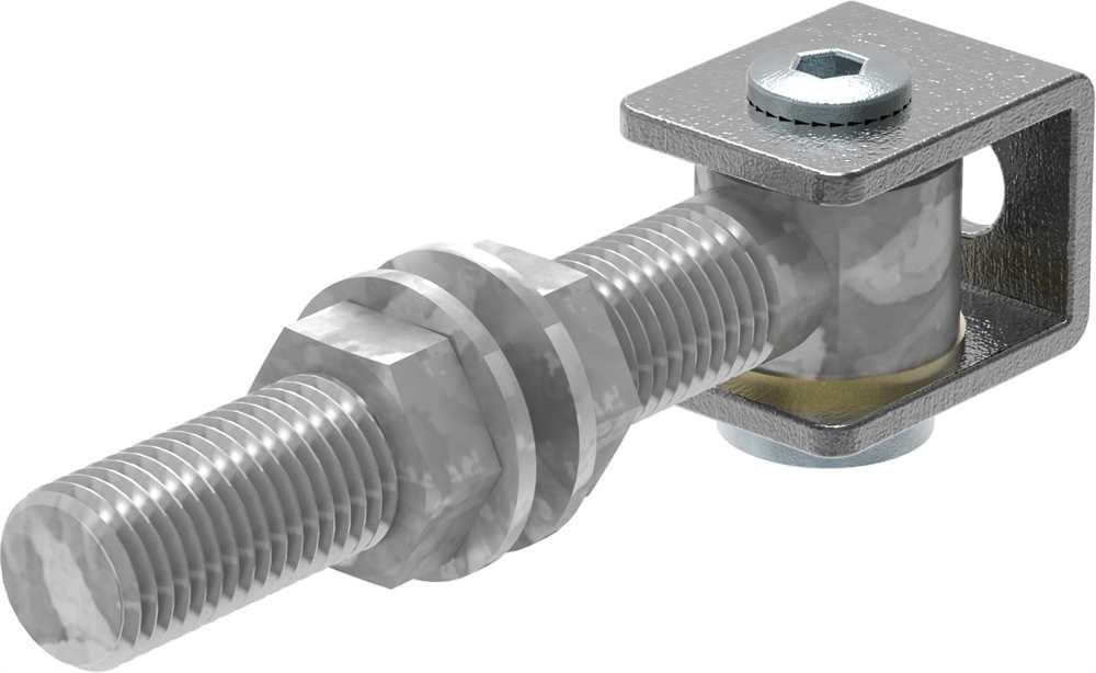 Torband M12 | verstellbar | Stahl (Roh) S235JR