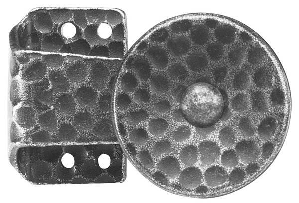 Torgriff | Maße: 85x60x50 mm | Stahl S235JR, roh