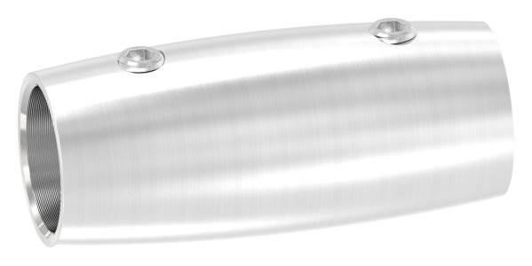 V2A Verbindungsstück 45 mm für 14,2 mm