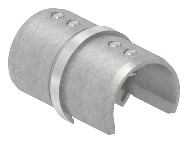 Verbinder | für Nutrohr Ø 42,4 mm | V2A