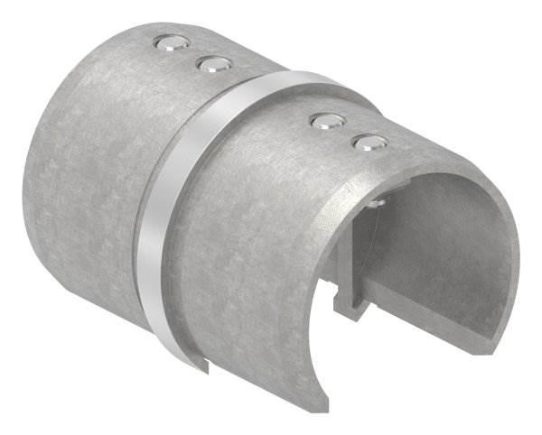 Verbinder | für Nutrohr Ø 48,3 mm | V2A