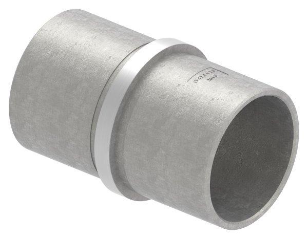 Verbinder für Rundrohr Ø 42,4x2,0 mm V2A