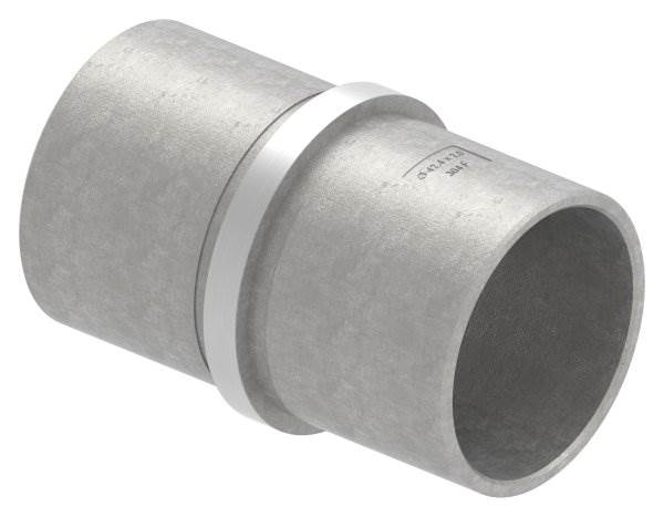 Verbinder für Rundrohr | Maße: Ø 42,4x2,0 mm | V2A