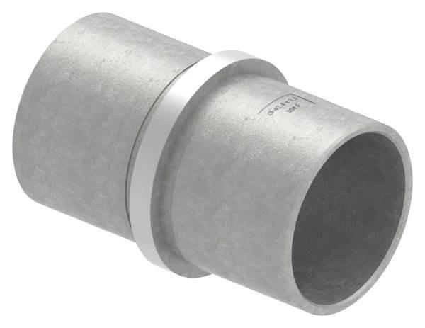 Verbinder für Rundrohr | Maße: Ø 42,4x2,6 mm | V2A