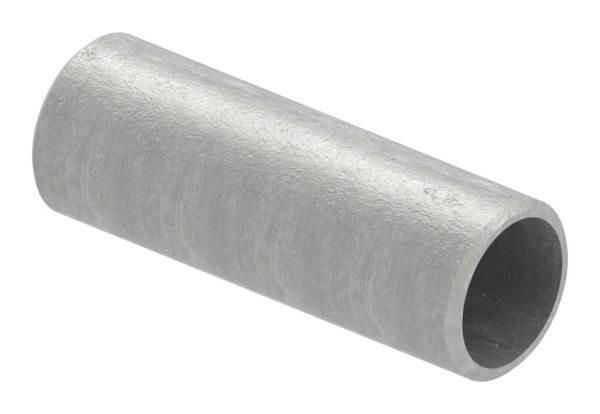 Verbindungshülse für Rundrohr Ø 26,9x2,0 mm V2A