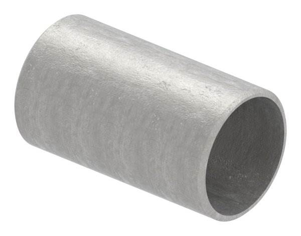 Verbindungshülse für Rundrohr Ø 42,4x2,6 mm V2A