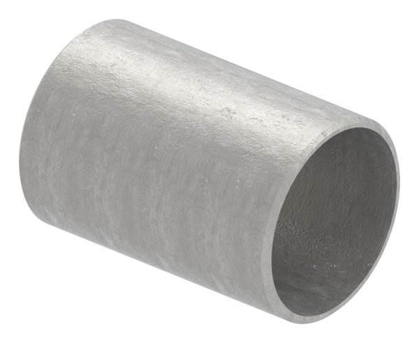 Verbindungshülse für Rundrohr Ø 48,3x2,0 mm V2A