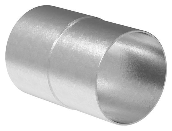Verbindungsstück für Rundrohr Ø 48,3x2,6 auf  2,0 mm
